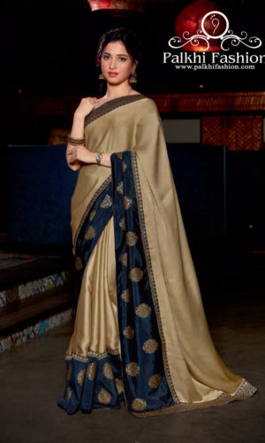 designer sarees by palkhi fashion